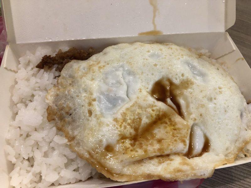 天天理の魯肉飯