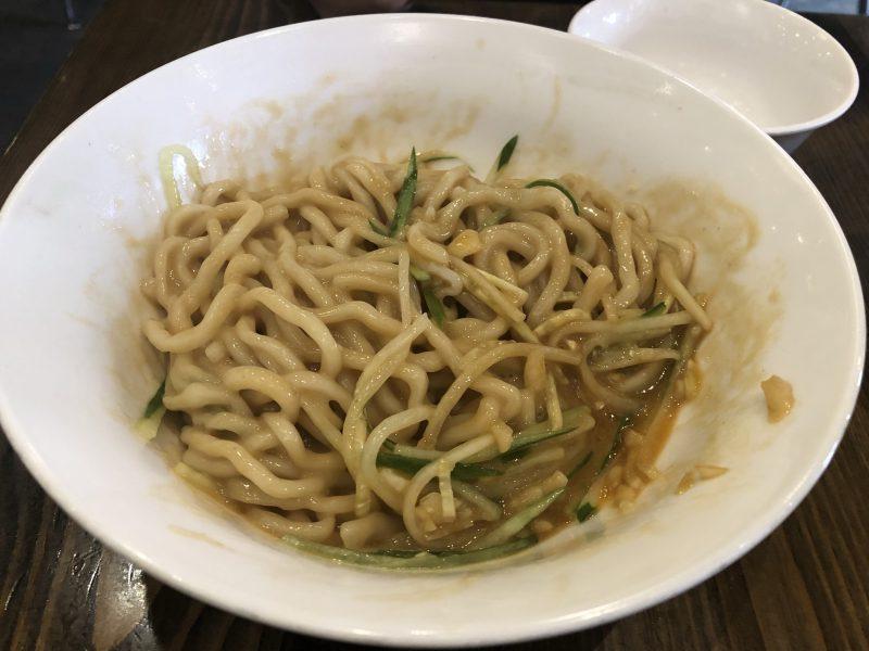 麻膳堂の麻醤麺