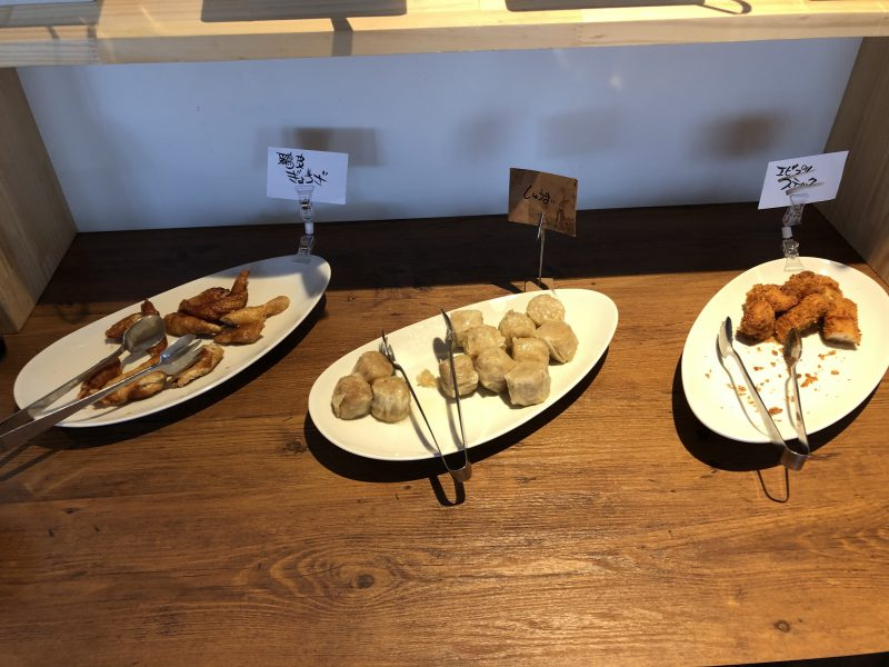 ホテルサンリバー四万十の朝食