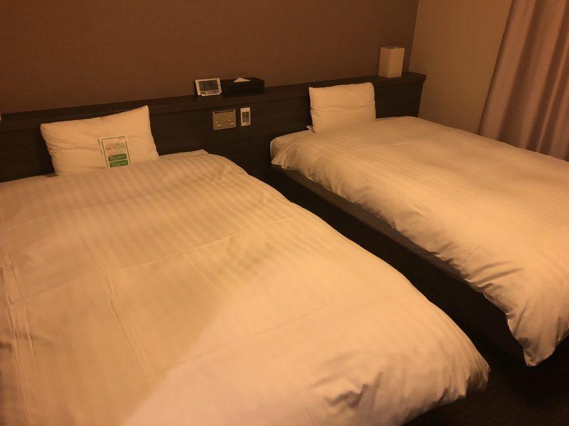 ドーミーイン長崎の部屋