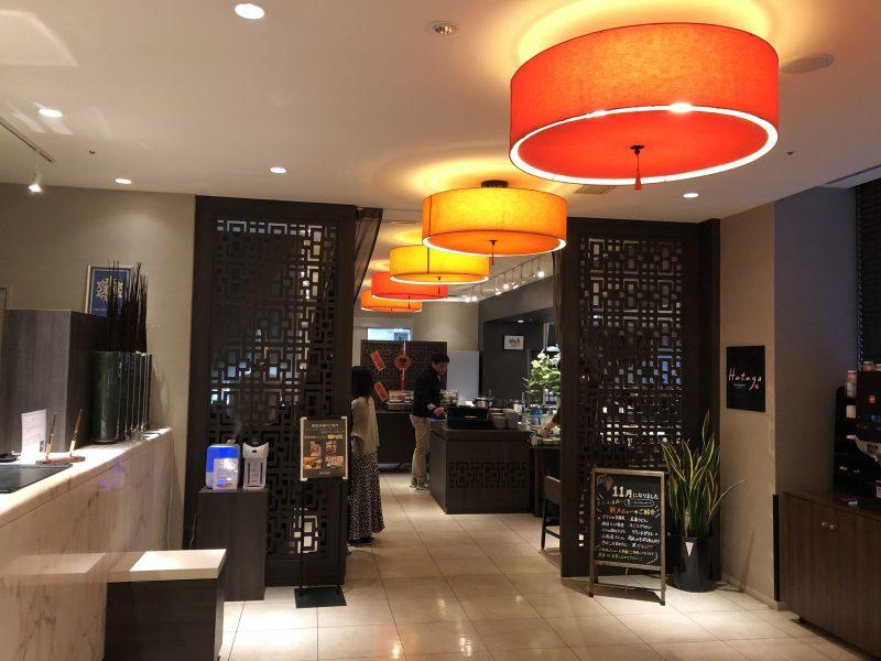 ドーミーイン長崎のレストラン