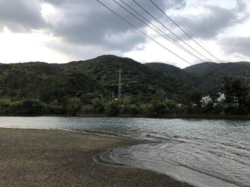 チヌ狙い奄美大島の釣り旅行記【2020年3月】の宇検村3
