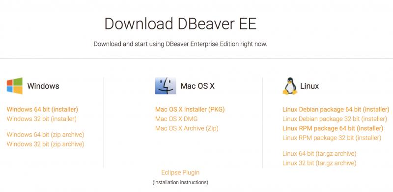 MacのDBeaverにてAmazon Redshiftを最速で使う方法