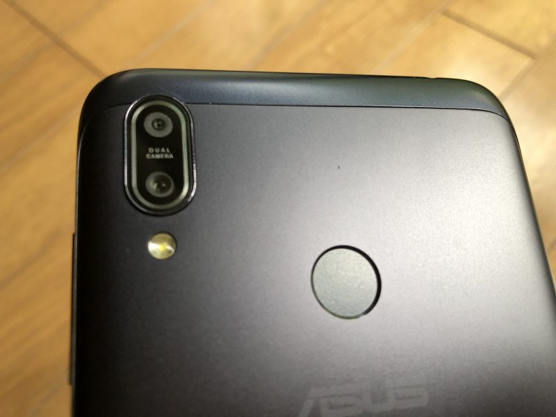 ZenFone Max (M2)本体