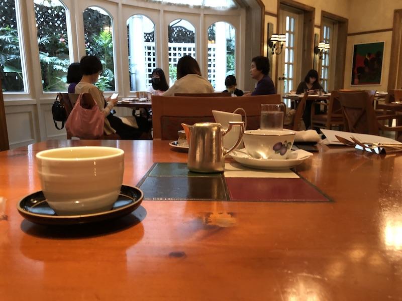 ザ・リッツカールトン大阪の朝食