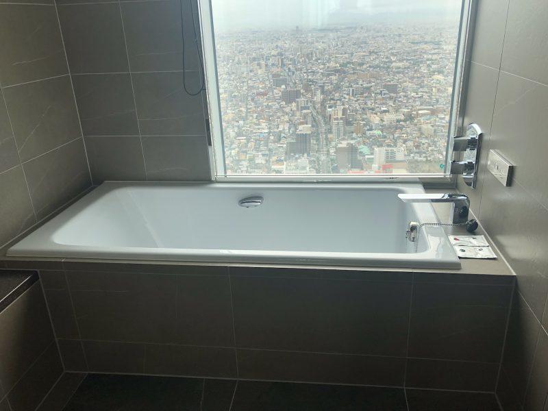 大阪マリオット都ホテルの客室