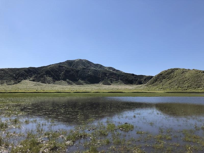 熊本旅行4日間の3日目の阿蘇山