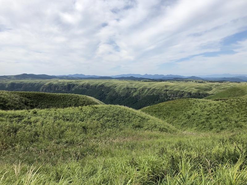 熊本旅行4日間の3日目の大観峰