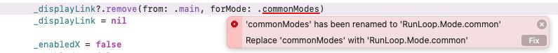 Xcodeのビルドエラー